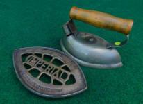 Patented-Antiques.com Antique Sad Iron Sale