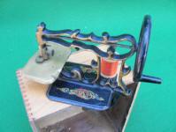 Hancock Patent TSM / Toy Sewing Machine