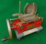 Berkel Model B Meat Slicer by The US Slicing Machine Co.