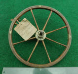 1881 Patent Model - Wheel for Vehicles by Soule & Manuel