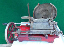 Berkel Model B Meat Slicer