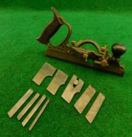 Stanley # 46 Skew Plow / Dado Fillester & Match Rabbet Plane
