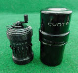 Type 1 Curta Calculator Metal Case