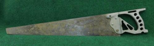 antique saw