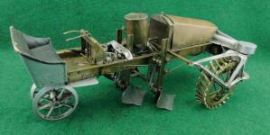 Salesman Sample Law 2 - Way Tractor / Goddard 2 - Way Tractor