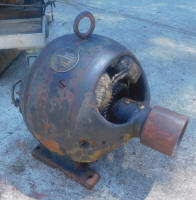 Electric Machinery Co. of Minneapolis Minn. 1.5 kw Dynamo / Electric Motor