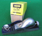 Stanley # 65 Low Angle Block Plane in Original Box