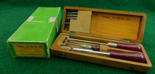Yankee # 100 Tool Set in Original Box