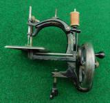 Patented March 10 & 11 1886 Cute Sewing Machine