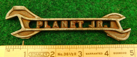 Planet Junior K48 Cut-Out Plow Wrench
