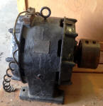 Westinghouse 3 HP Type C Induction Electric Motor
