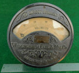 Westinghouse Direct Current Volt Meter