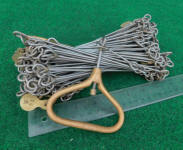 Gurley #12 20 Meter Steel Surveying Chain