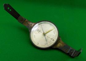 19th Century Benjamin Chandlee & Holloway / Baltimore Surveying Compass