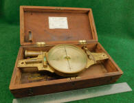 W. & L. E. Gurley Survey Compass