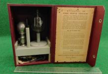 Salesman Sample American Optical Cosmetan Infared Absorption Demonstrator