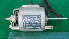 Thomas Edison Konowatt Electric Motor