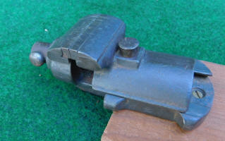 Miniature ANtique Vise