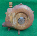 Johnson Ballbearing Water Wheel Co Pelton Style Water Motor
