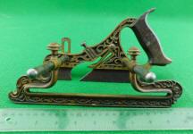 Stanley Millers Patent Type 3 # 42 Bronze / Gunmetal Plow Plane