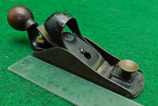 Stanley # 9 3/4 Excelsior Body Tailed Block Plane