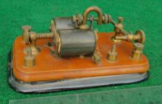 Antique Telegraph Receiver