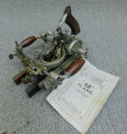 Stanley # 55 Combination Plane w/ 4 Boxes of Cutters