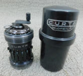 Curta Type I Calculator