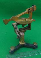 Fredrick Yeiser Patent Altitude Instrument