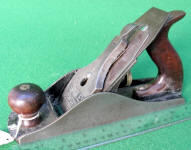 Stanley # 604 1/2 C Bedrock Extra Large Corrugated Bottom Smooth Plane