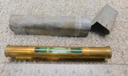 Precision Brass Bodied Machinist Level