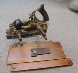 Stanley 45 Plow / Dado Combination Plane w/ Cutters