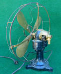 Western Electric 16 Bi-Polar Electric Desk Fan