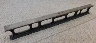 C. F. Richardson Athol Mass 18 Inch Cast Iron Level