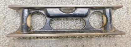 Goodell - Pratt Antique Cast Iron Machinist Level