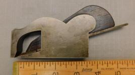 3/4 Bullnose Chariot Shoulder / RabbetPlane
