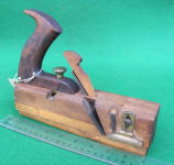 Worrall Patent Moving Fillister Multiform Molding Plane w/ Removable Handle