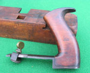 Worrall Patent Multiform Molding Planes w/ 1857 Patent Removable Handle