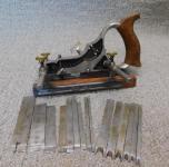 Siegley # 2 Combination Plane w/ Cutters