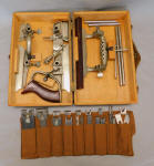 Sargent 1080 Combination Plane in Wood Suitcase Box
