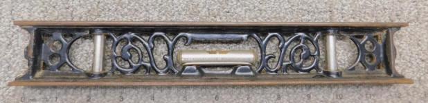 Williamsburg Mfg. Co. 12 Inch Cast Iron Machinist Level