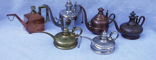 vintage lamp fillers
