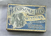 Handsome Dan Tobacco Tin