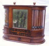 Double Oval McCormack Spool Cabinet