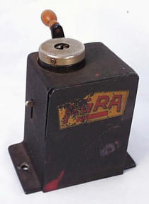Agra Pencil Sharpener