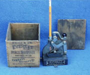 The Everett Pencil Sharpener