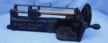 Jupiter Front Crank Pencil Sharpener