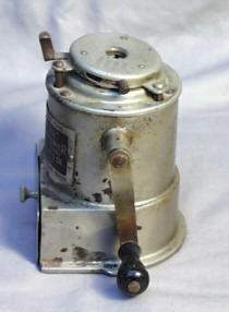 Meyer Patent Pencil Sharpener