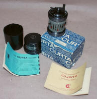 Curta Type 2 Calculator