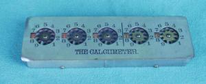 calcumeter